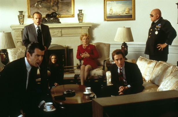 Glenn Close,Jack Black,Martin Short,Pierce Brosnan,Rod Steiger