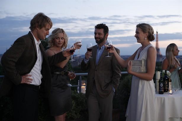 Michael Sheen,Owen Wilson,Rachel McAdams