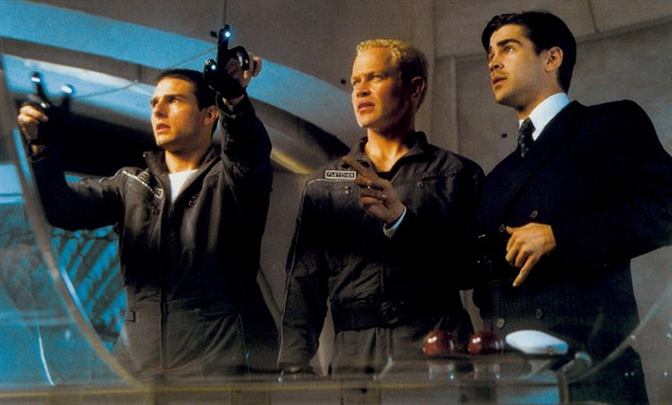 Colin Farrell,Neal McDonough,Tom Cruise