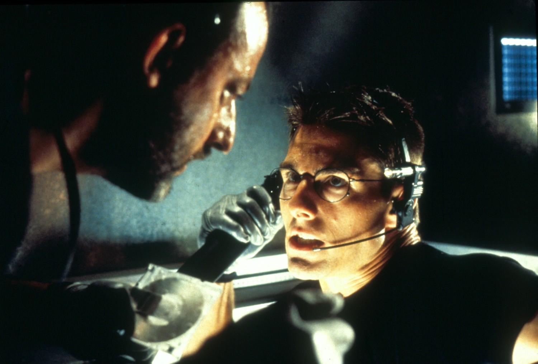 Jean Reno,Tom Cruise