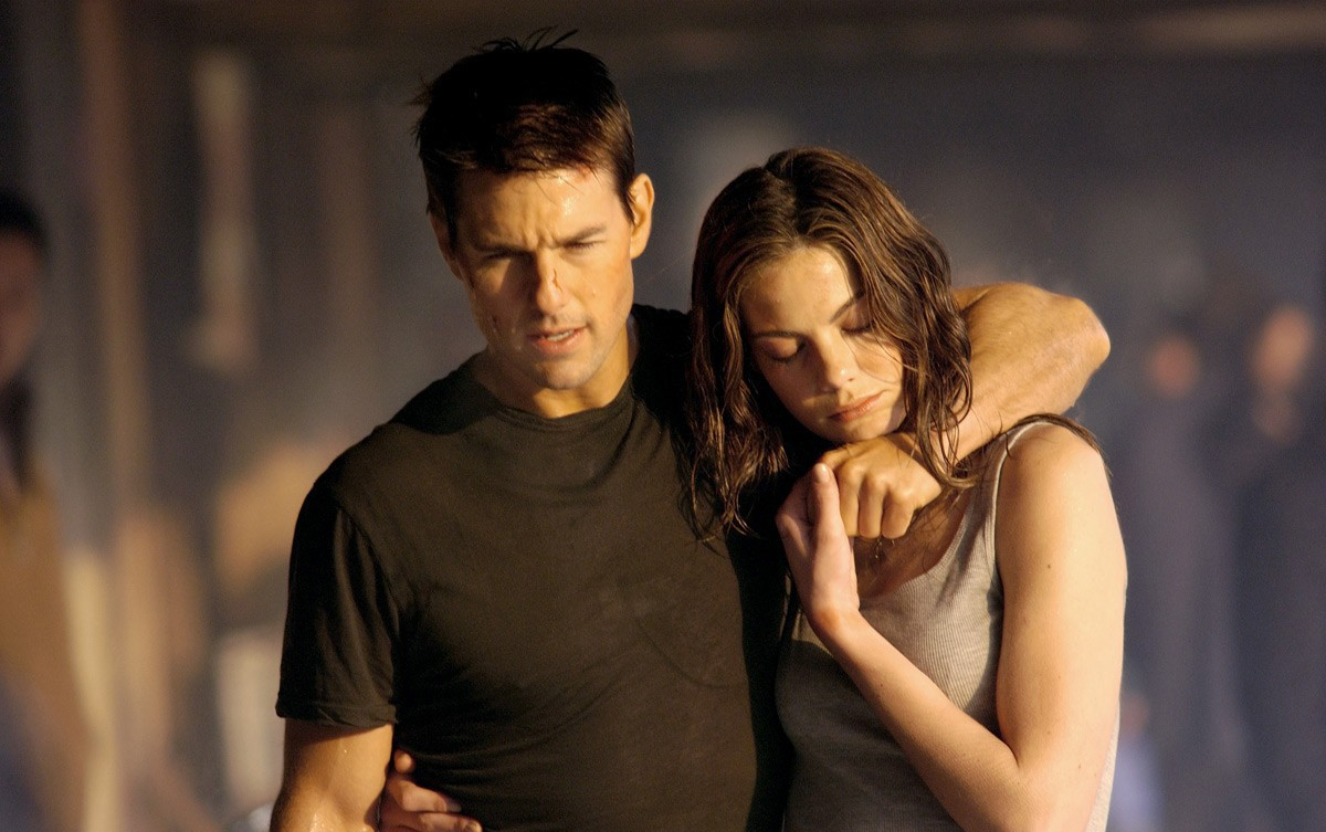 Michelle Monaghan,Tom Cruise