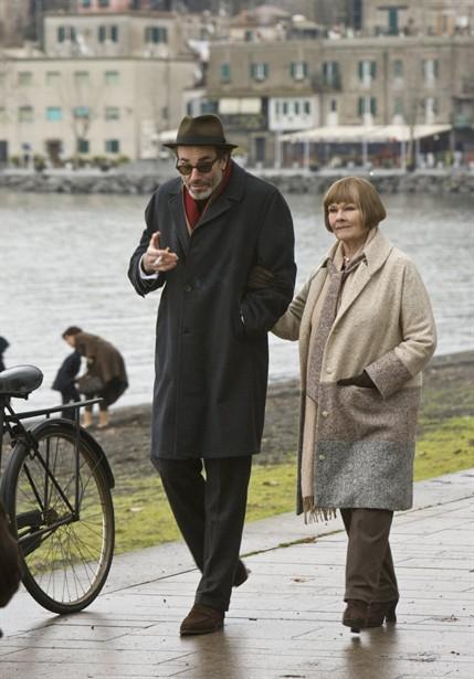 Daniel Day-Lewis,Judi Dench
