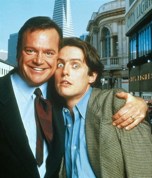 Hugh Grant,Tom Arnold