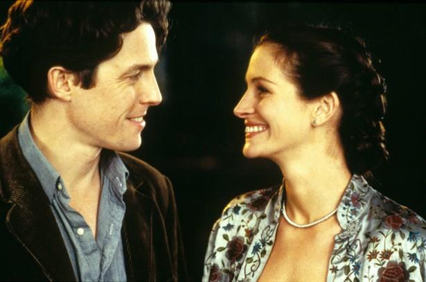 Hugh Grant,Julia Roberts