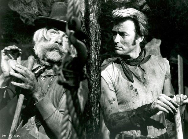 Clint Eastwood,Lee Marvin