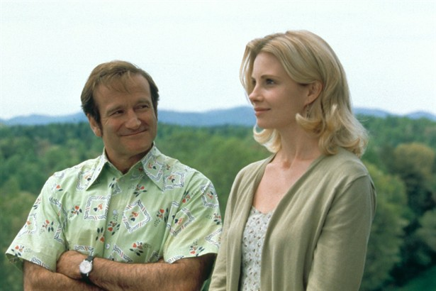 Monica Potter,Robin Williams