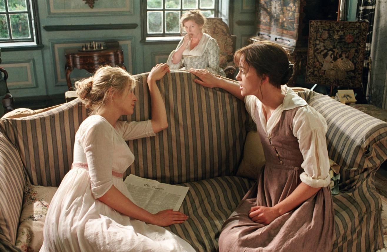 Brenda Blethyn,Keira Knightley,Rosamund Pike