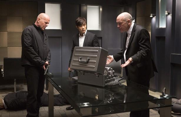 Bruce Willis,Byung-hun Lee,John Malkovich