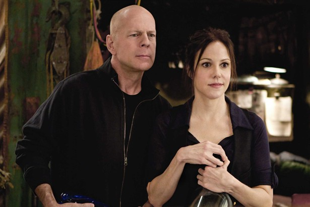 Bruce Willis,Mary-Louise Parker
