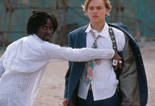 Harold Perrineau,Leonardo DiCaprio
