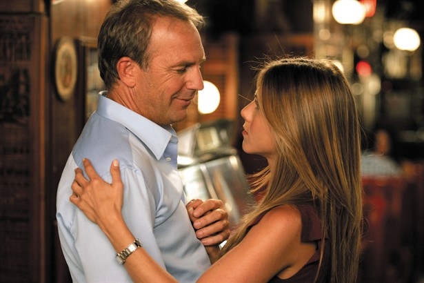 Jennifer Aniston,Kevin Costner