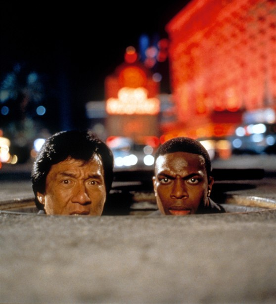 Chris Tucker,Jackie Chan