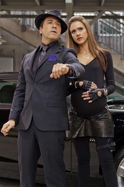 Jeremy Piven,Jessica Alba