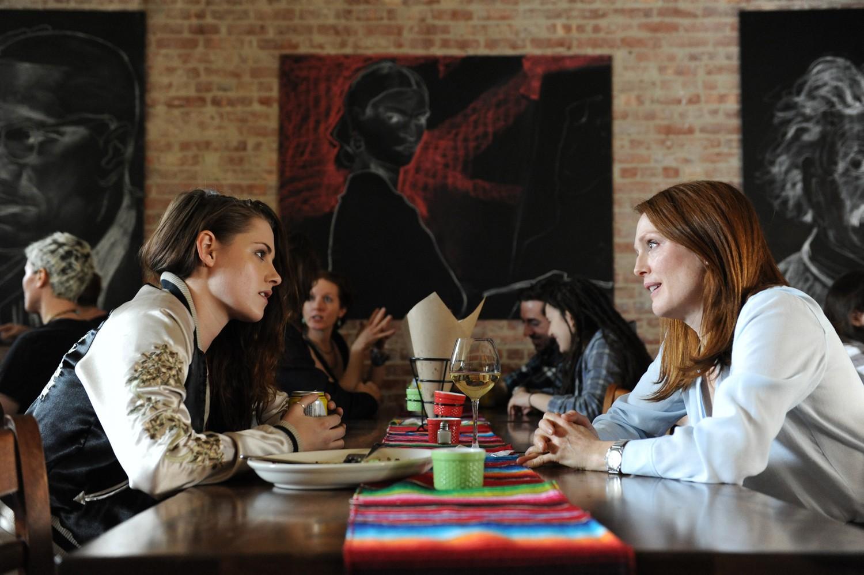 Julianne Moore,Kristen Stewart