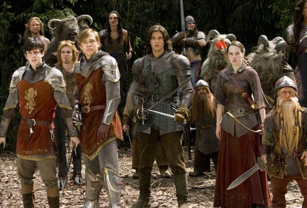 Anna Popplewell,Ben Barnes,Peter Dinklage,Skandar Keynes,William Moseley