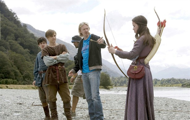 Anna Popplewell,Skandar Keynes,William Moseley