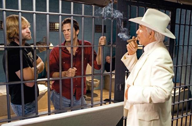 Burt Reynolds,Johnny Knoxville,Seann William Scott