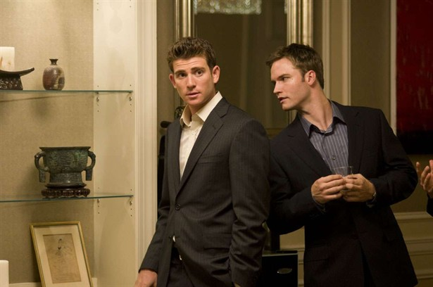 Bryan Greenberg,Scott Porter