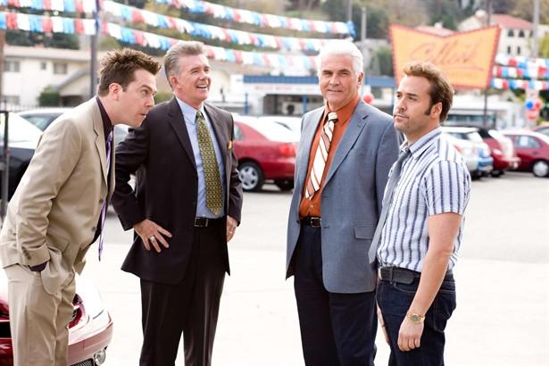 Ed Helms,James Brolin,Jeremy Piven
