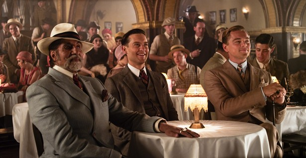 Leonardo DiCaprio,Tobey Maguire