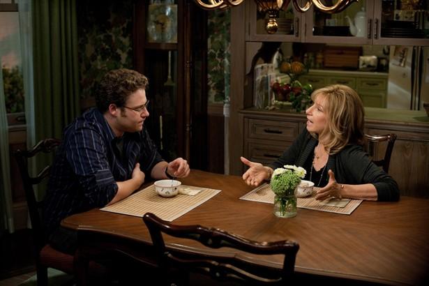 Barbra Streisand,Seth Rogen