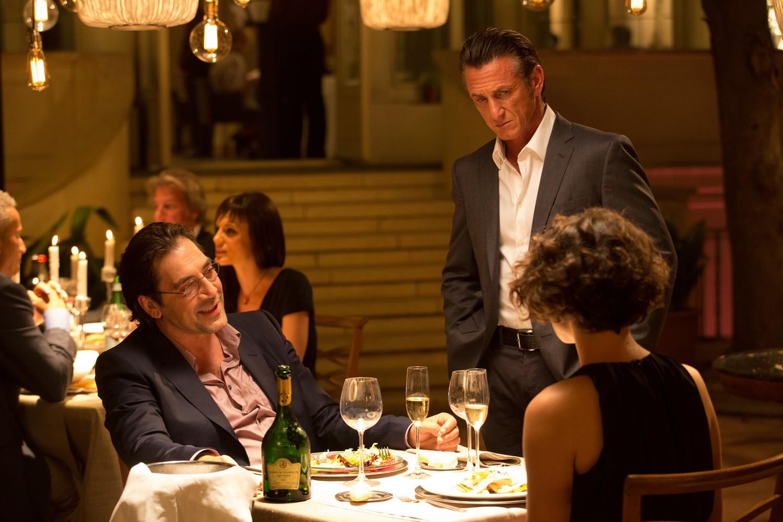 Jasmine Trinca,Javier Bardem,Sean Penn