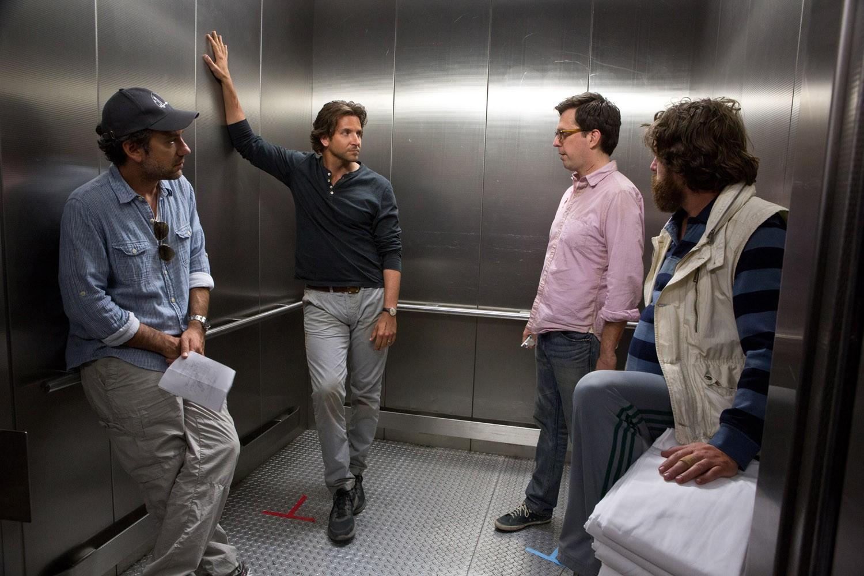 Bradley Cooper,Ed Helms,Zach Galifianakis
