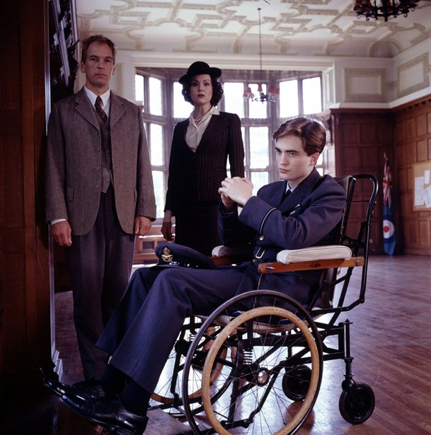 Julian Sands,Rachael Stirling,Robert Pattinson