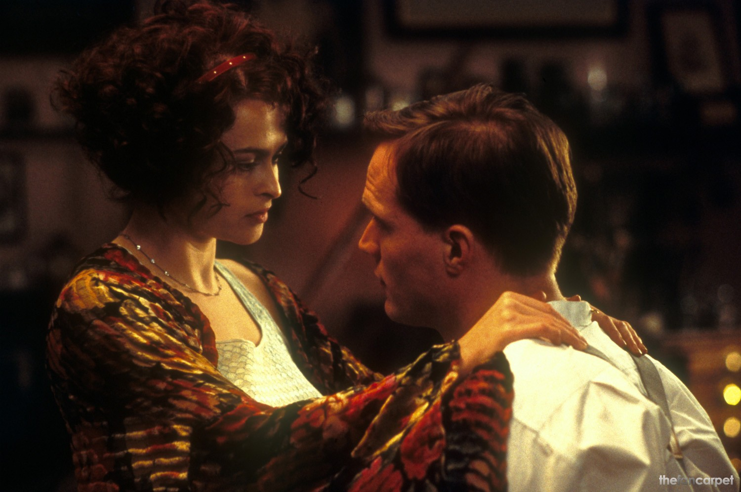 Helena Bonham Carter,Paul Bettany
