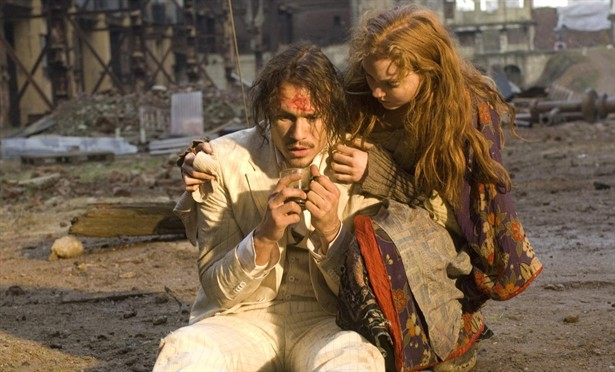 Heath Ledger,Lily Cole