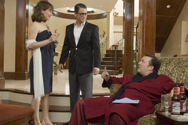 Jennifer Garner,Ricky Gervais,Rob Lowe