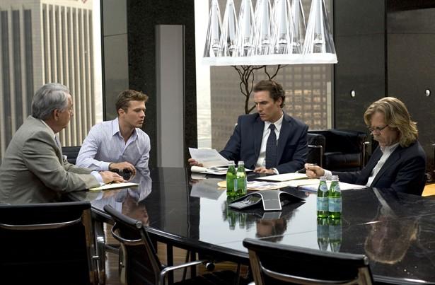 Matthew McConaughey,Ryan Phillippe,William H. Macy
