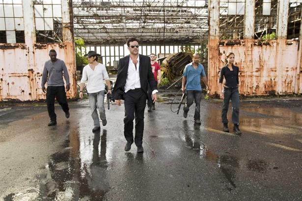 Chris Evans,Columbus Short,Idris Elba,Jeffrey Dean Morgan,Zoe Saldana