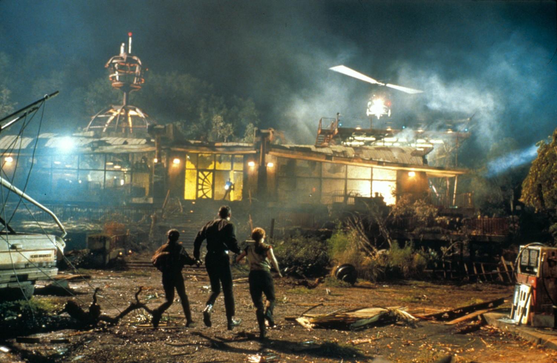 Jeff Goldblum,Julianne Moore