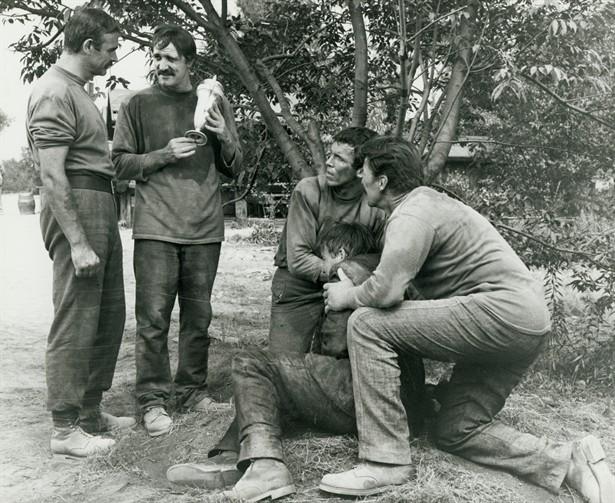 Richard Harris,Sean Connery