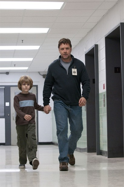 Russell Crowe,Ty Simpkins