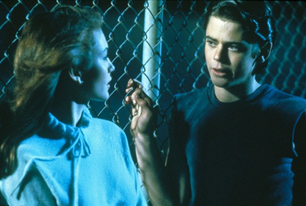 C. Thomas Howell,Diane Lane