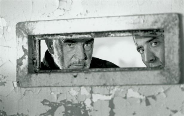 Nicolas Cage,Sean Connery