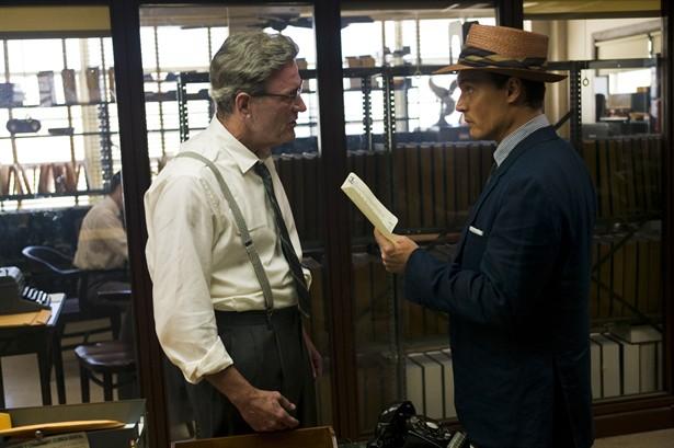 Johnny Depp,Richard Jenkins