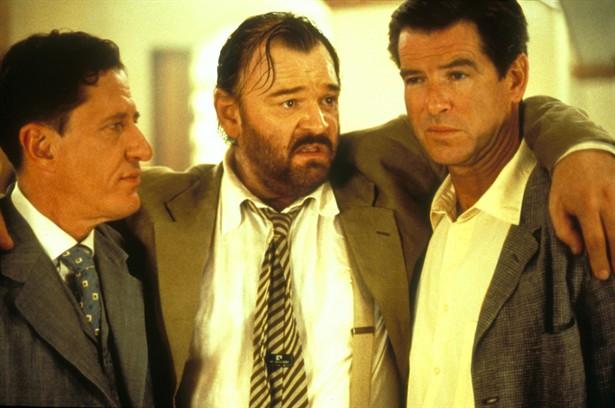 Brendan Gleeson,Geoffrey Rush,Pierce Brosnan