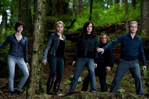 Ashley Greene,Elizabeth Reaser,Kellan Lutz,Nikki Reed,Peter Facinelli