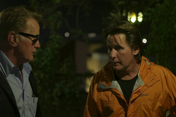 Emilio Estevez,Martin Sheen