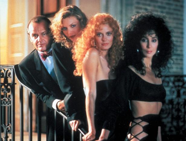 Cher LaPierre,Jack Nicholson,Michelle Pfeiffer,Susan Sarandon