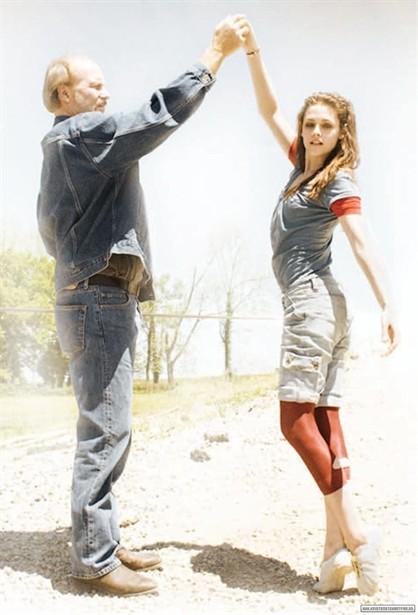 Kristen Stewart,William Hurt