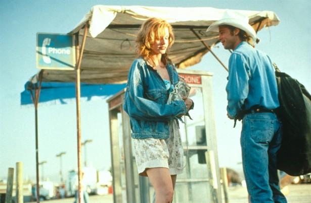 Brad Pitt,Geena Davis