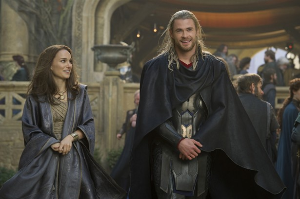 Chris Hemsworth,Natalie Portman