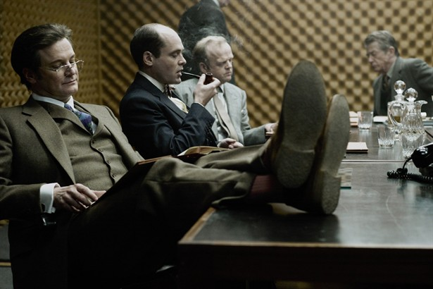 Colin Firth,John Hurt,Toby Jones