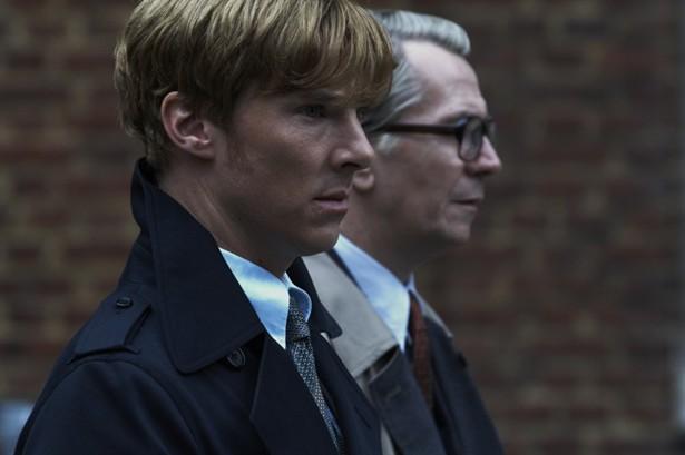 Benedict Cumberbatch,Gary Oldman