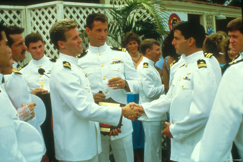 Tom Cruise,Val Kilmer