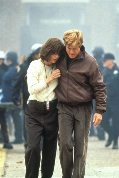 Michelle Pfeiffer,Robert Redford